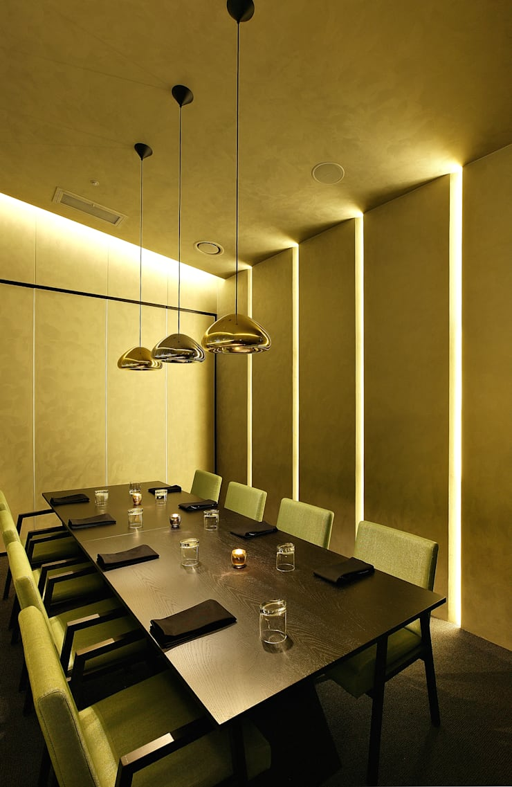 NAMUS Boutique Restaurant: CHIHO&PARTNERS의  레스토랑