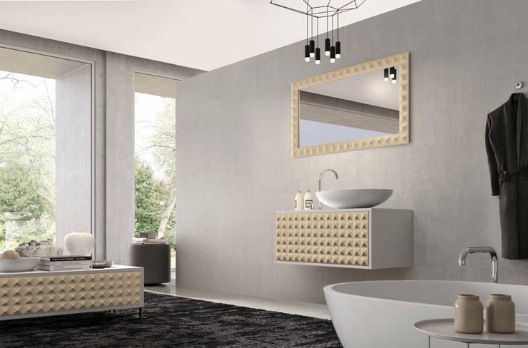 Mueble Diamond Champán: Baños de estilo  de Astris
