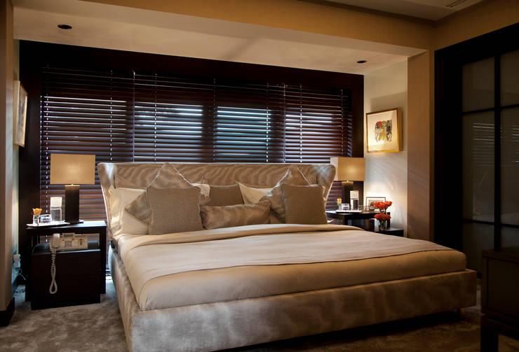 Kerim Çarmıklı İç Mimarlık – D.M.U. ARNAVUTKÖY EVİ II :  tarz Yatak Odası