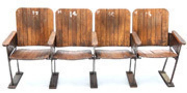 Vintage Cinema Seats:  Household by Vintage Archive