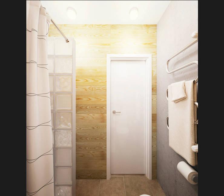 KEFIR HOME: Коридор и прихожая в . Автор – IK-architects