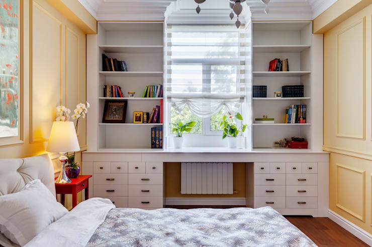 ห้องนอน by U-Style design studio