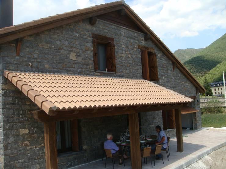 Casas campestres por MODULAR HOME