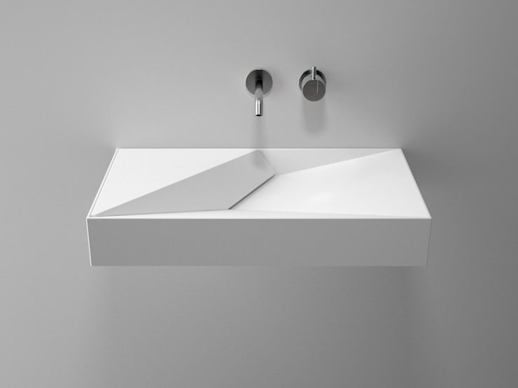 Bathroom by Un-real Studio Associato
