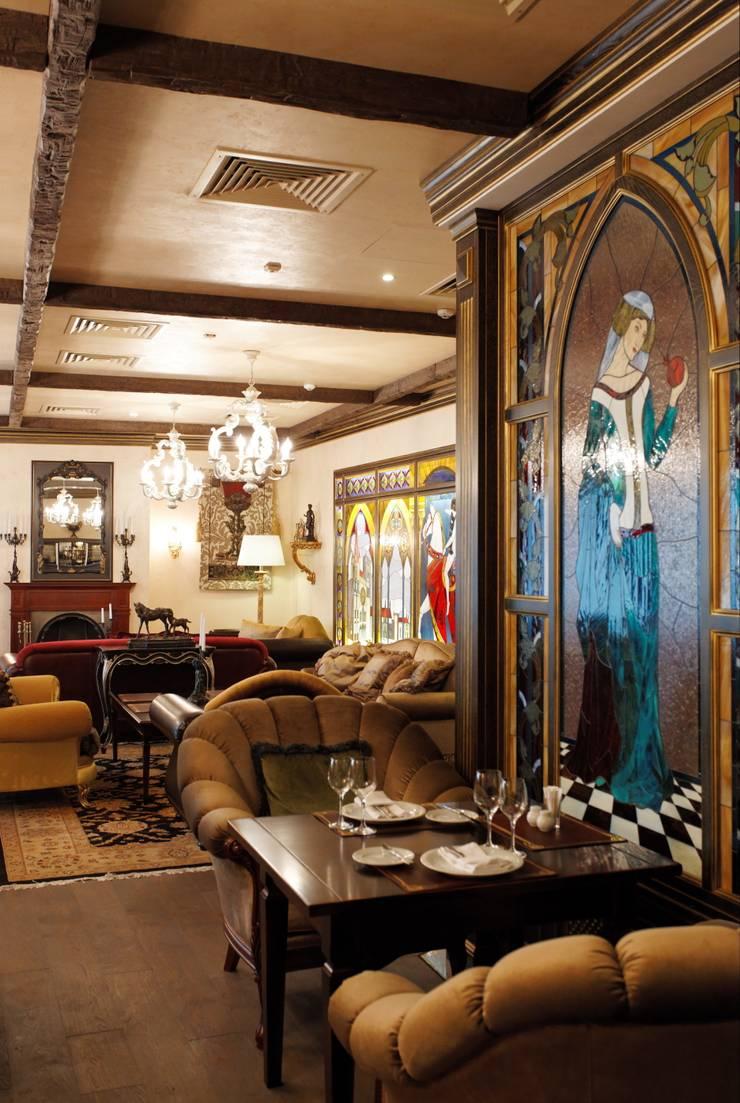 Visconti: Ресторации в . Автор – ELENA RUMYANTSEVA