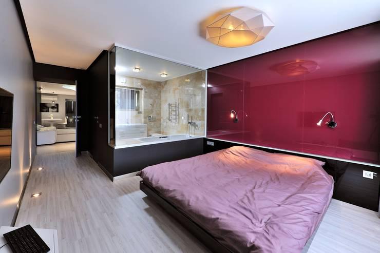 Квартира для отдыха: Спальни в . Автор – ontop-design