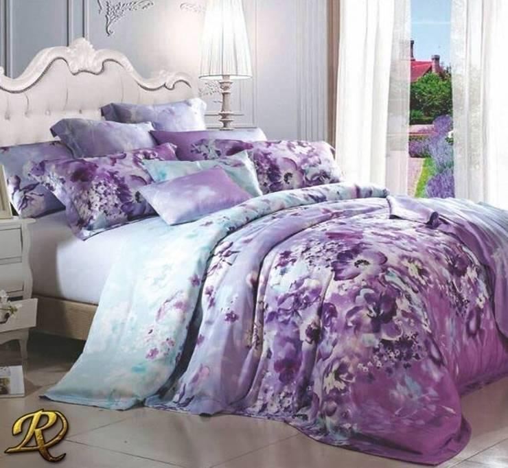 Magdalena Organic Tencel (100% wood pulp):  Bedroom by Roxyma Dream UK