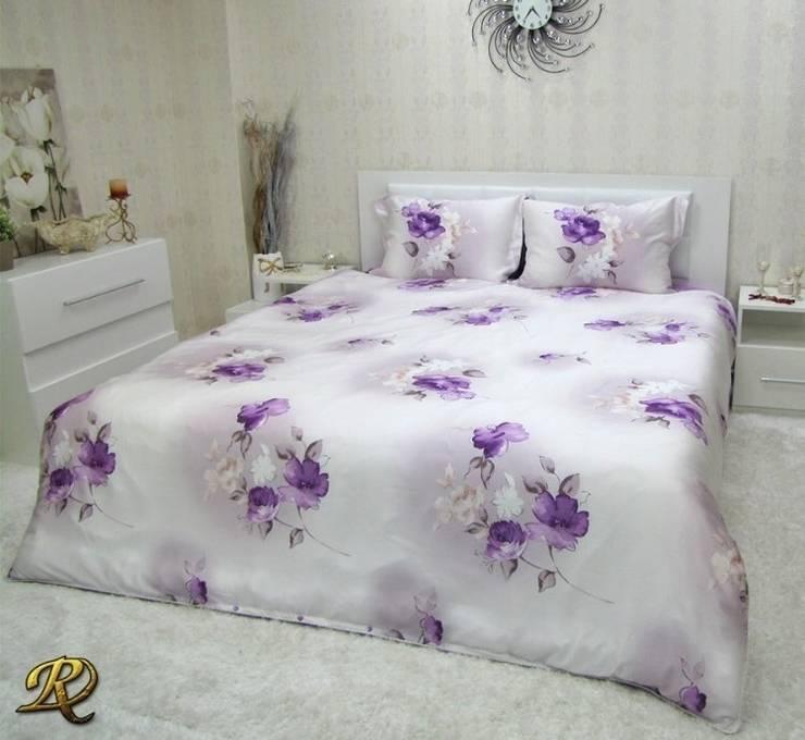Daria Organic Tencel (100% wood pulp):  Bedroom by Roxyma Dream UK