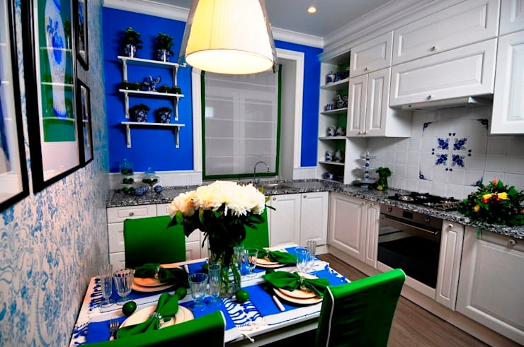Cozinha  por Сделано со вкусом на ТНТ