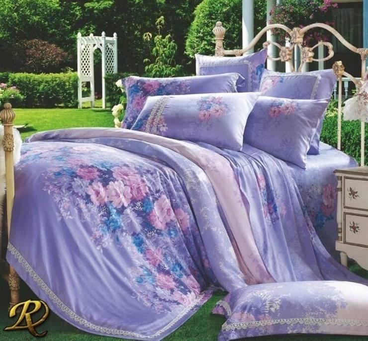 Melado Organic Tencel (100% wood pulp):  Bedroom by Roxyma Dream UK