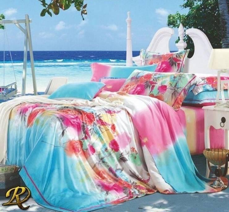 Mississippi Organic Tencel (100% wood pulp):  Bedroom by Roxyma Dream UK