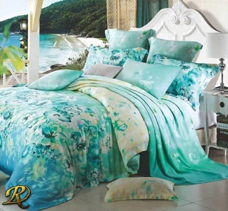 Missouri Organic Tencel (100% wood pulp):  Bedroom by Roxyma Dream UK