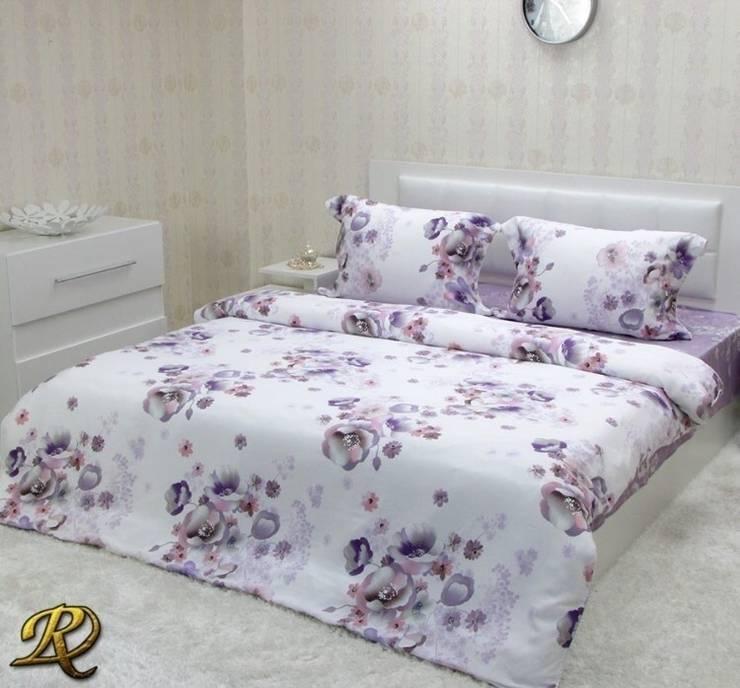 Nimfeia Organic Tencel (100% wood pulp):  Bedroom by Roxyma Dream UK