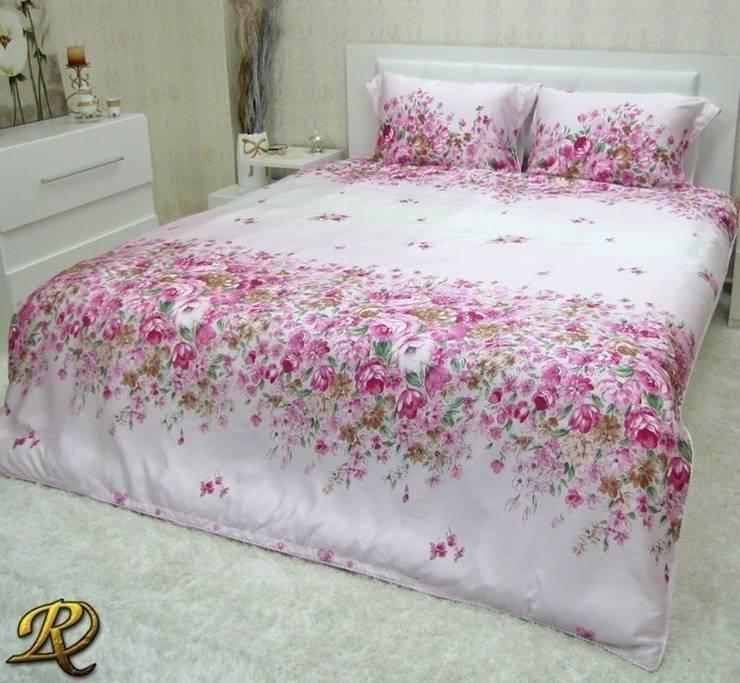 Ofelia Organic Tencel (100% wood pulp):  Bedroom by Roxyma Dream UK