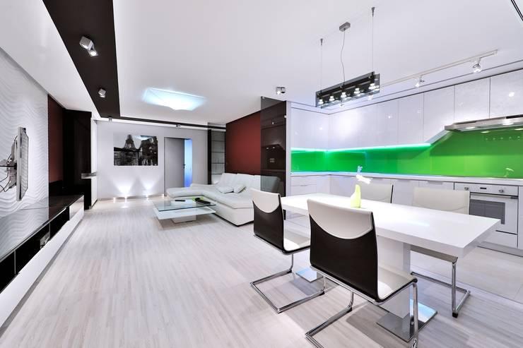 Квартира для отдыха: Кухни в . Автор – ontop-design