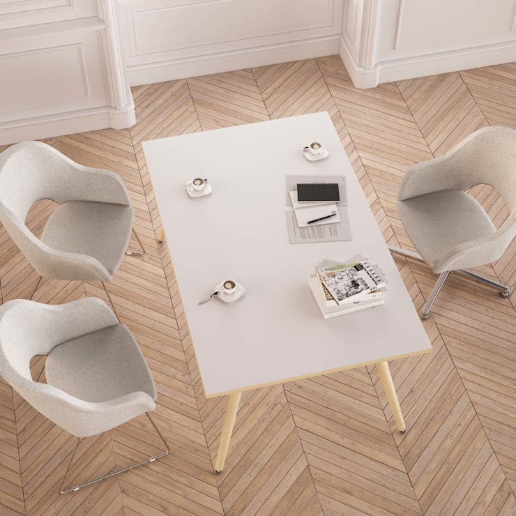 Moment Meeting :  Office spaces & stores  by Gresham Office Furniture