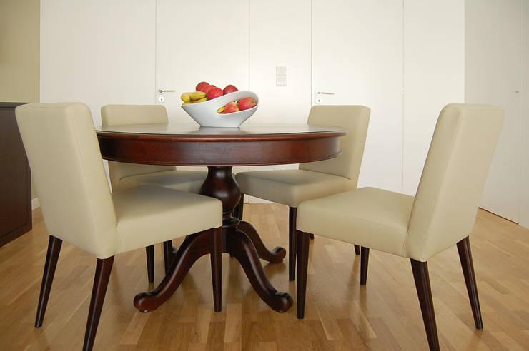 Projectos de Decoração de Interiores: Sala de jantar  por MOYO Concept