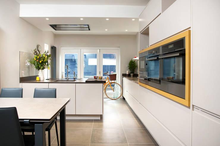 Haus12 Interiorsが手掛けたキッチン