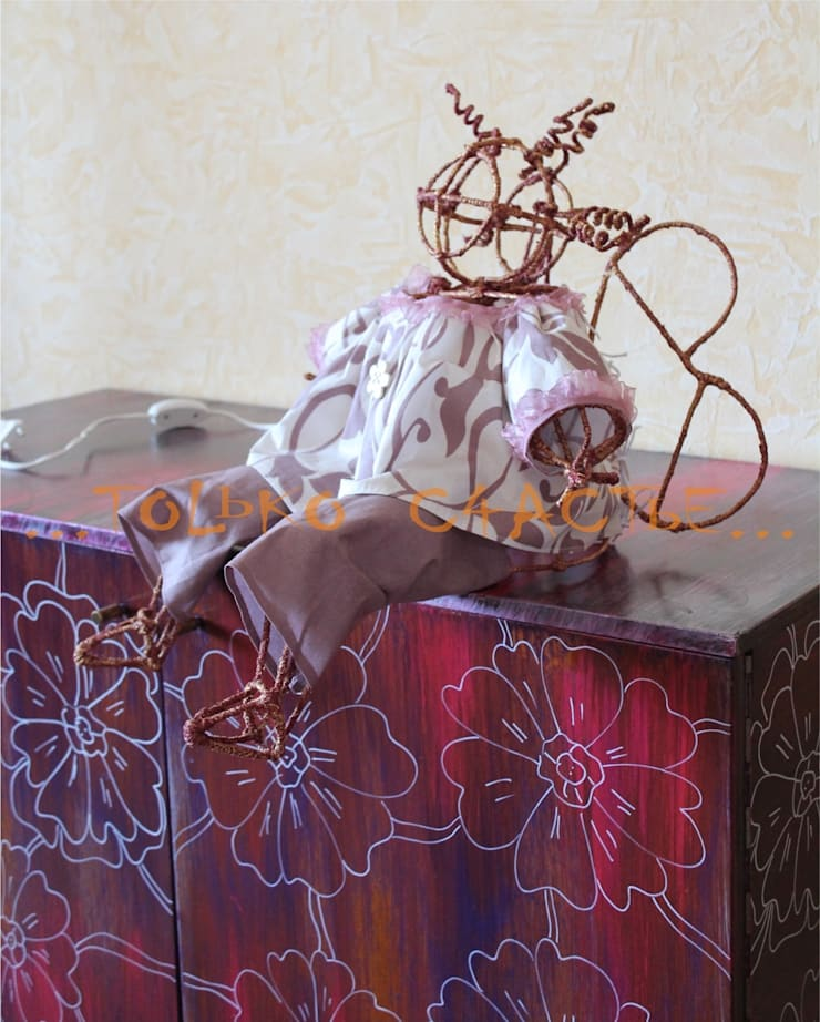 интерьерные штучки: Произведения искусства в . Автор – Бюро дизайна 'Только счастье...'