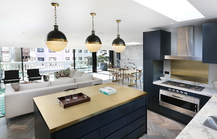 modern Kitchen by Alex Maguire Photography