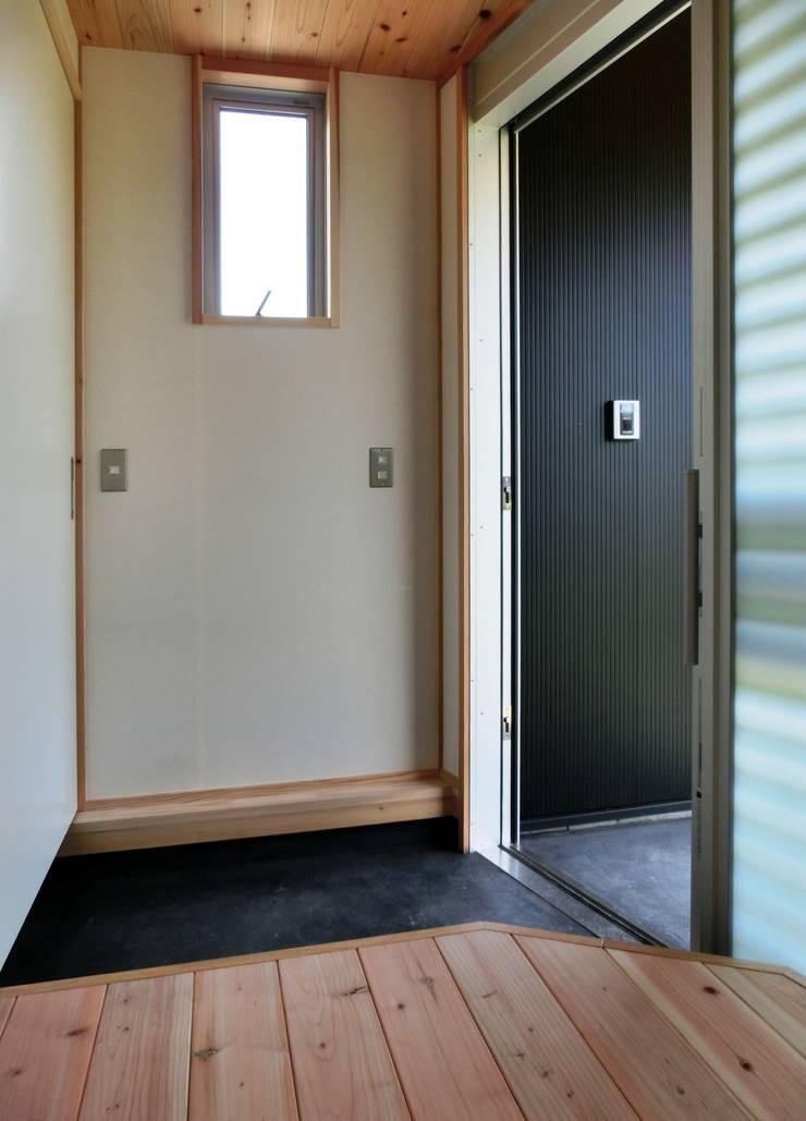Fenster von 氏原求建築設計工房, Modern