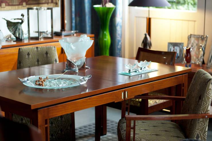 Art Deco meubilair:  Winkelruimten door De blauwe Deel Webwinkels, Eclectisch