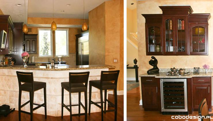 BaChelor paD: styl , w kategorii Kuchnia zaprojektowany przez Cobo Design