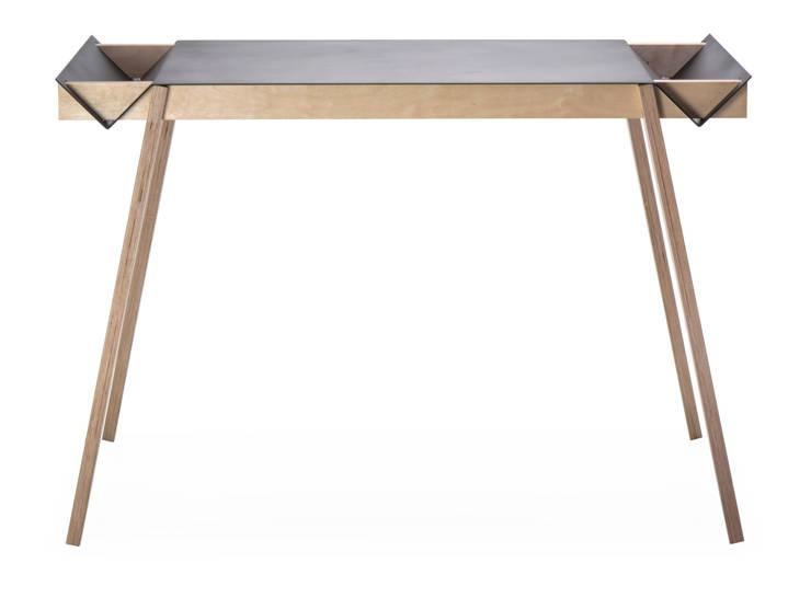 TSC Study Desk:  Study/office by Dan Marc