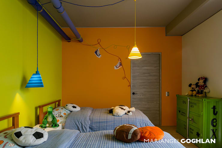 Nursery/kid's room by MARIANGEL COGHLAN