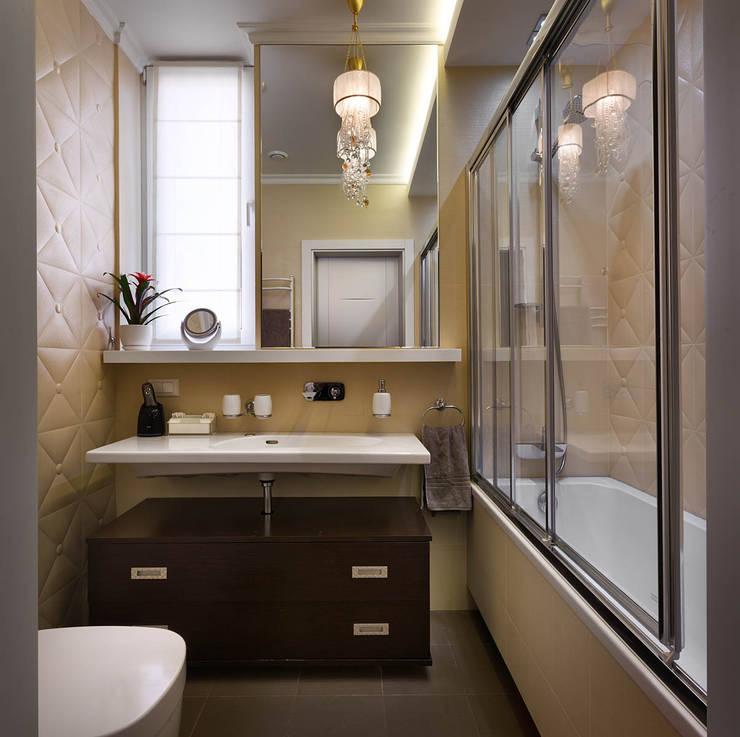 Ванные комнаты в . Автор – U-Style design studio,