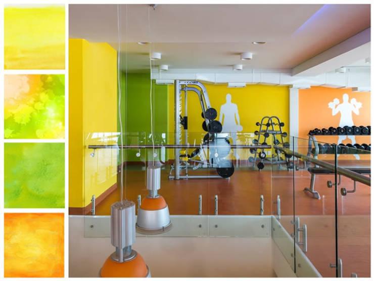 MARIANGEL COGHLAN:  tarz Fitness Odası,