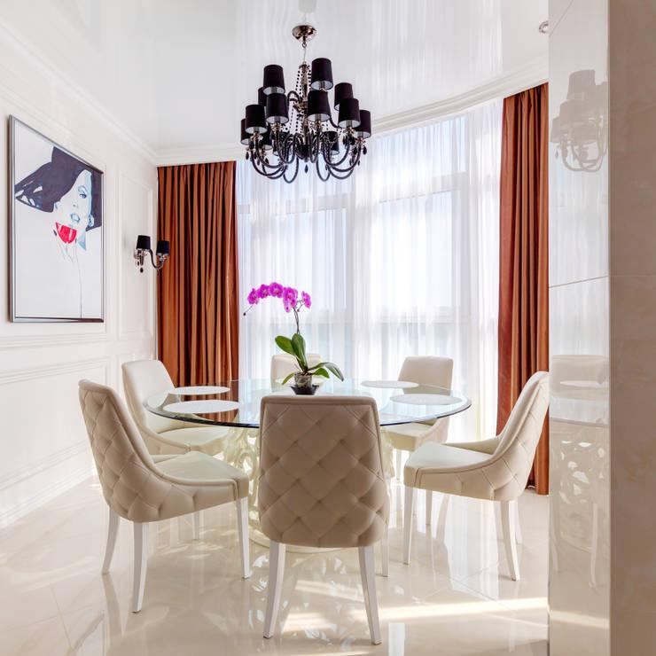 klasieke Eetkamer door U-Style design studio