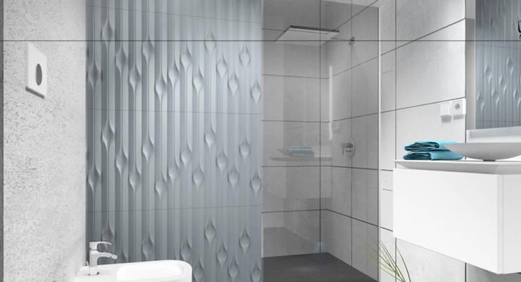 Panele ścienne Kalithea: styl , w kategorii Ściany i podłogi zaprojektowany przez DecoMania.pl