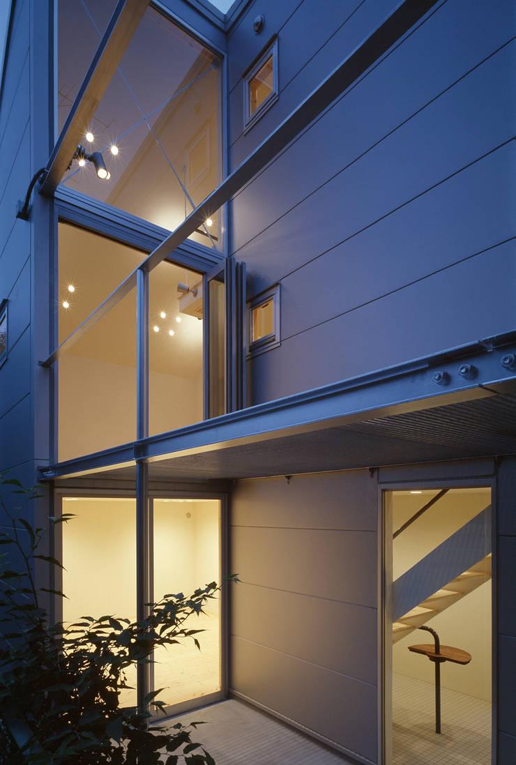 借景の家 ミニマルな 家 の 充総合計画 一級建築士事務所 ミニマル
