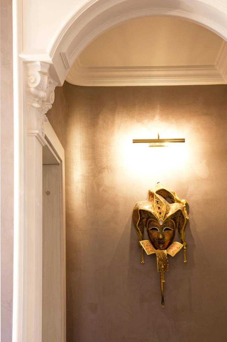 Деталь коридора.:  в . Автор – архитектор Виктория Тажетдинова