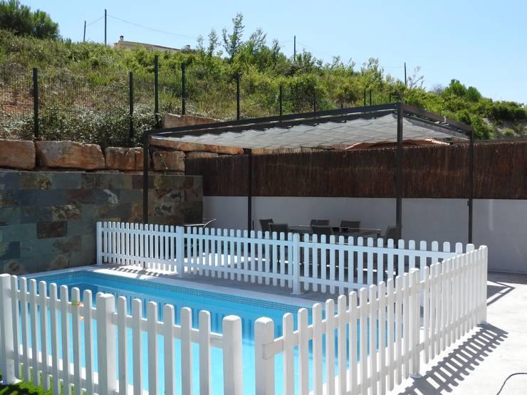 Giardino in stile  di Tendals Egara
