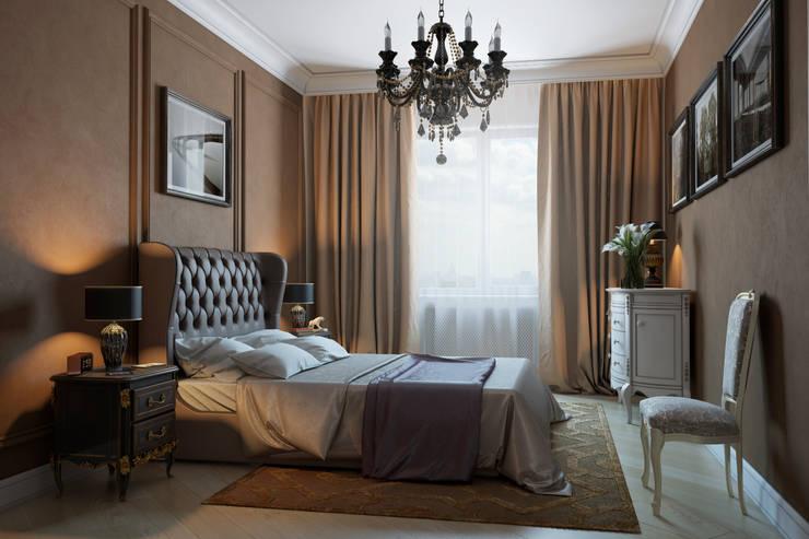 غرفة نوم تنفيذ 3d artist, 3d visualizer