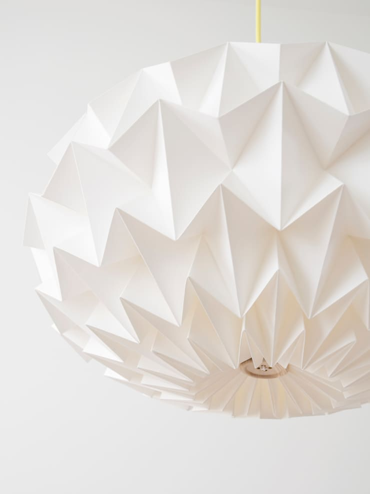 Signature lamp:  Eetkamer door Snowpuppe