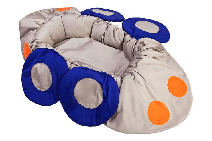 gniazdo igolo Samochód: styl , w kategorii Pokój dziecięcy zaprojektowany przez Orangeria / Igolo