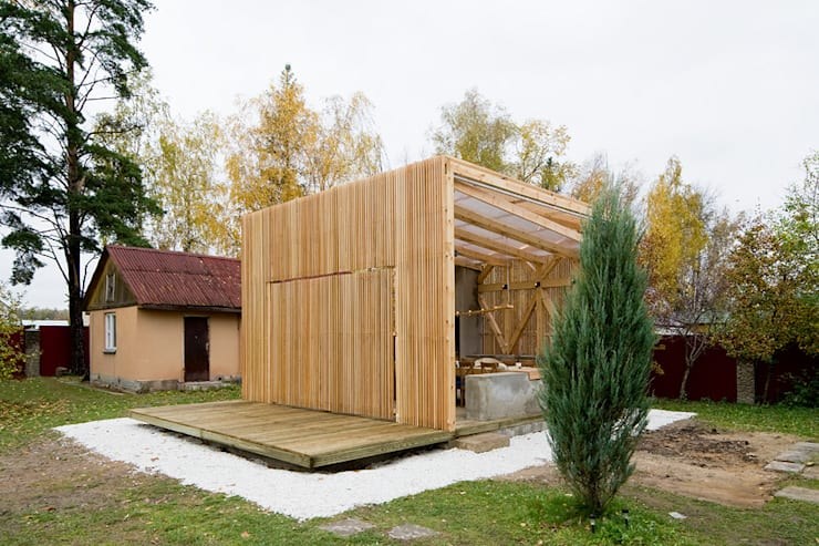 Arbor 15: Дома в . Автор – Kerimov Architects
