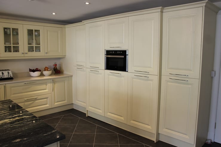 DM Design Customer Edinburgh :  Kitchen by DM Design