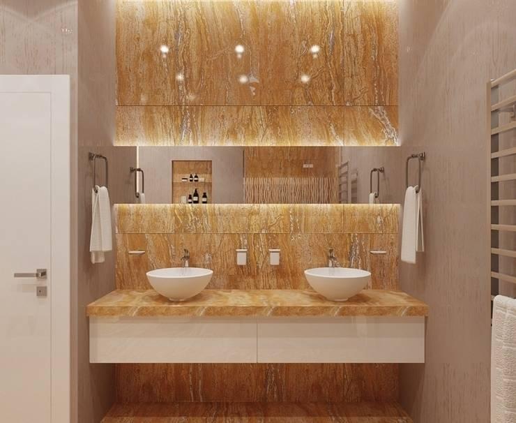 STRIPES: Ванные комнаты в . Автор – Design by Ladurko Olga