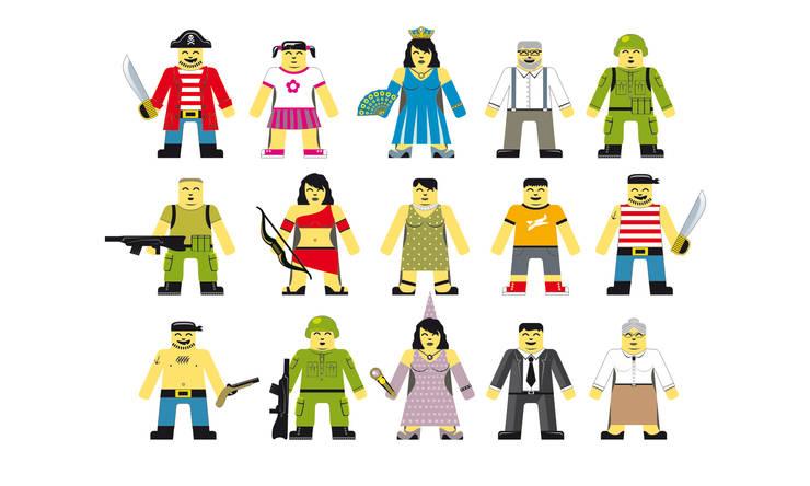 HOCKOludki: styl , w kategorii Pokój dziecięcy zaprojektowany przez HOCKO