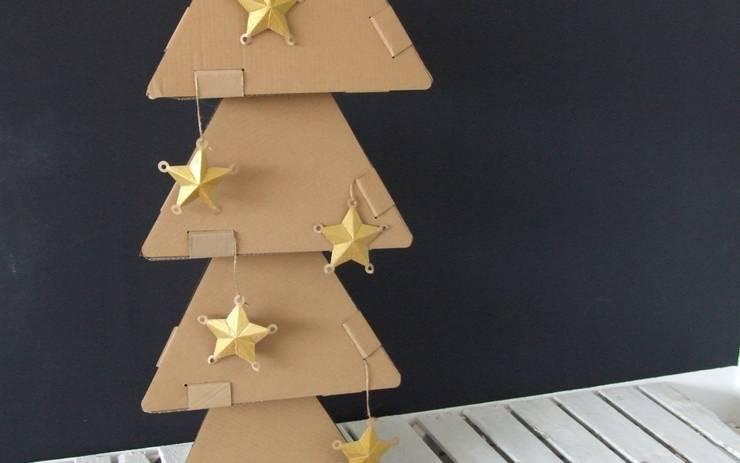 Gwiazdki: styl , w kategorii Pokój dziecięcy zaprojektowany przez HOCKO