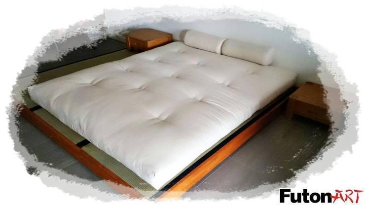 MITO: Dormitorios de estilo  de FUTONART