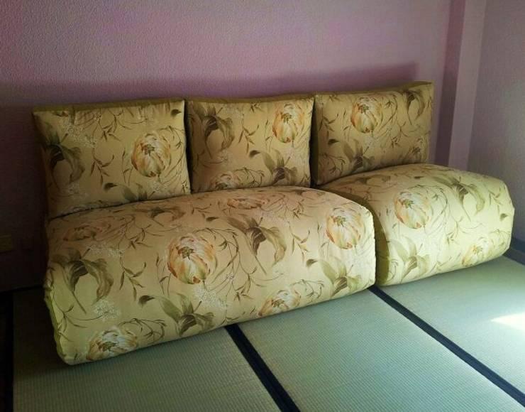 NASAI EN BASE DE TATAMI: Dormitorios de estilo  de FUTONART