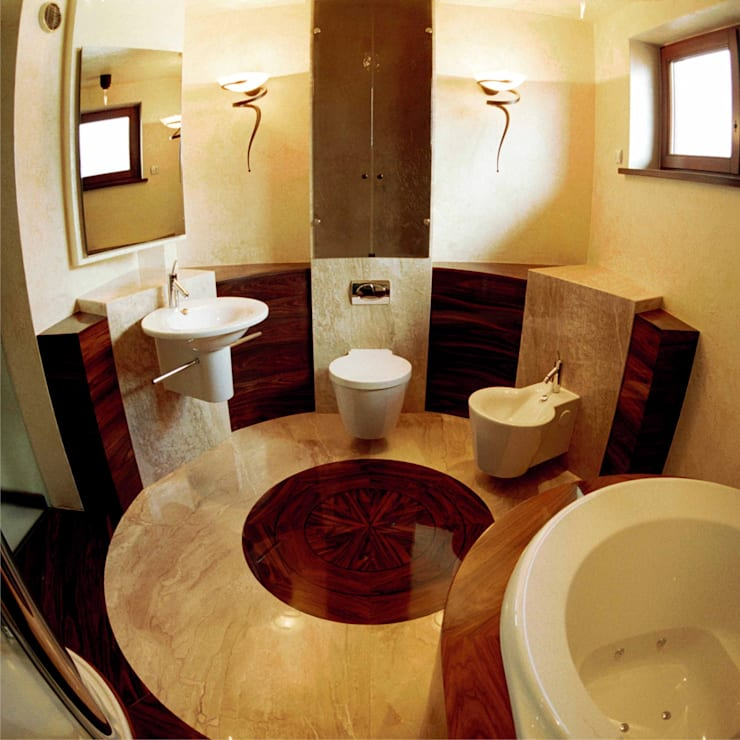 Anna Buczny PROJEKTOWANIE WNĘTRZ  łazienka: styl , w kategorii Łazienka zaprojektowany przez Anna Buczny PROJEKTOWANIE WNĘTRZ,