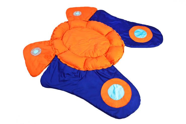 gniazdo igolo Motyl: styl , w kategorii Pokój dziecięcy zaprojektowany przez Orangeria / Igolo