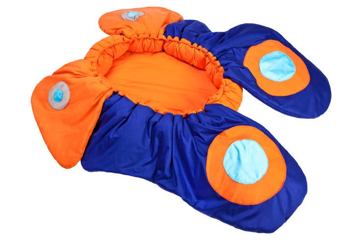 gniazdo igolo Moty: styl , w kategorii Pokój dziecięcy zaprojektowany przez Orangeria / Igolo