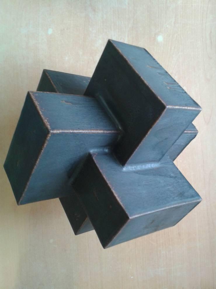 Knoop #3:  Kunst  door Barst! Keramiek